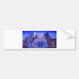 Belfast Grand Opera House & Hotels Bumper Sticker