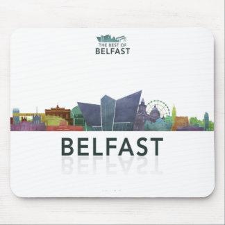 Belfast Icons Mousepad Mouse Mats