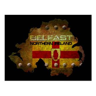 Belfast Irlanda del Norte Postal