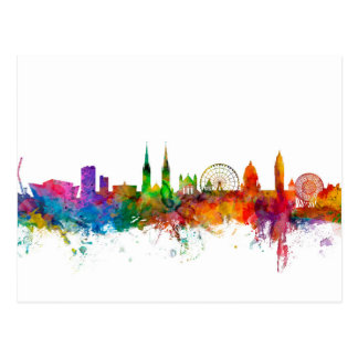 Belfast Northern Ireland Skyline Post Cards