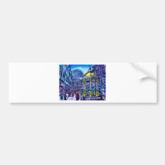 Belfast - Victoria Square Bumper Sticker
