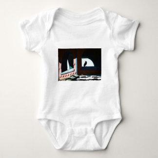 Belfry Bird Baby Bodysuit