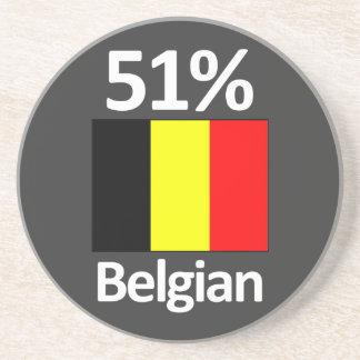 Belga del 51 posavasos personalizados