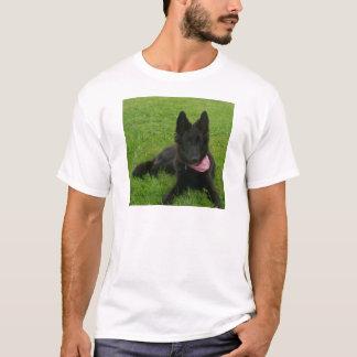 Belga Groenendael_puppy Playera