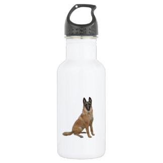 Belga Malinois Botella De Agua De Acero Inoxidable