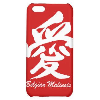 belga Malinois del amor