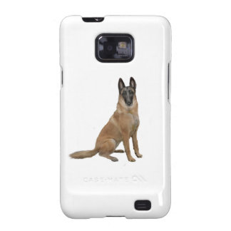 Belga Malinois Samsung Galaxy SII Carcasas