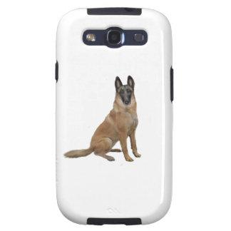 Belga Malinois Galaxy S3 Protectores