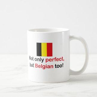 Belga perfecto tazas de café
