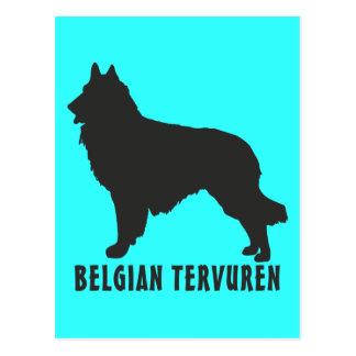 Belga Tervuren Postal