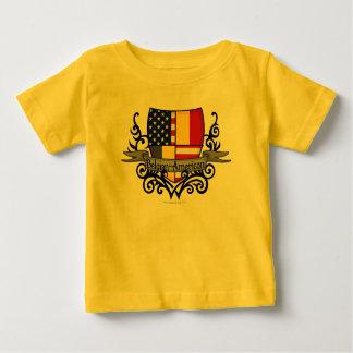 Belgian-American Shield Flag T Shirt