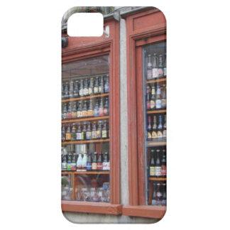 Belgian Beer Display in Ghent shop window iPhone 5 Cases