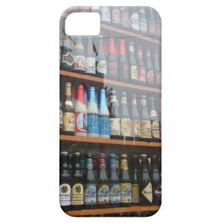 Belgian Beer Display in Ghent shop window iPhone 5 Case