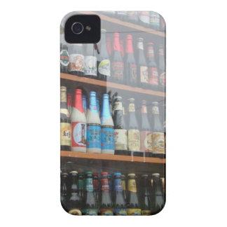 Belgian Beer Display in Ghent shop window iPhone 4 Cover