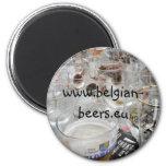 Belgian Beers Magnet
