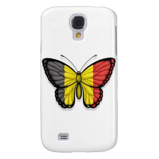 Belgian Butterfly Flag Galaxy S4 Case