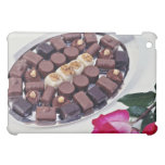 Belgian chocolates flowers iPad mini case