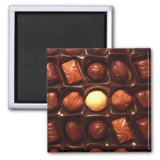 BELGIAN CHOCOLATES MAGNETS