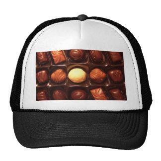 BELGIAN CHOCOLATES TRUCKER HAT