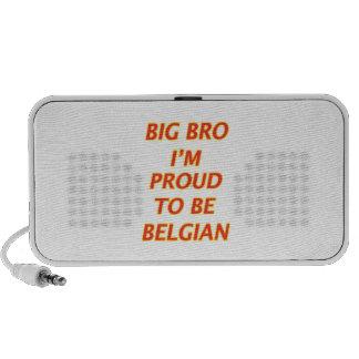 Belgian design mini speaker