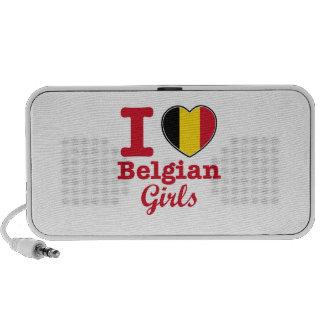 Belgian Design Portable Speaker