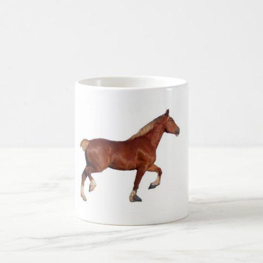 Belgian Draft Horse - Kandy Coffee Mug