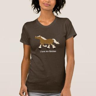 Belgian Draft Horse Lover Shirt Gift