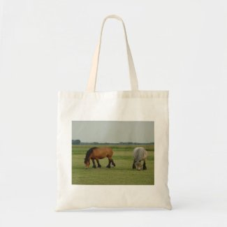 Draft Horse Tote bag