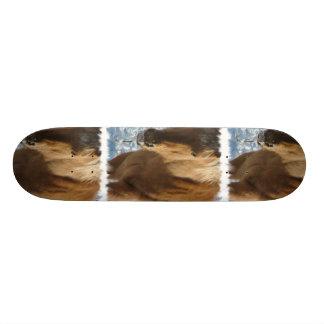 Belgian Draft Horse Skateboard