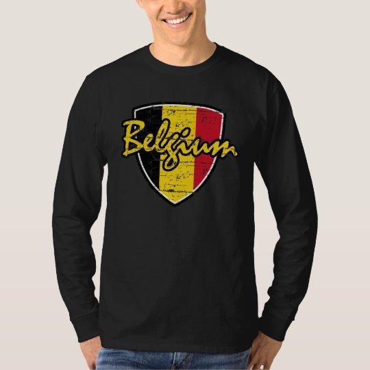 Belgian flag design T-Shirt