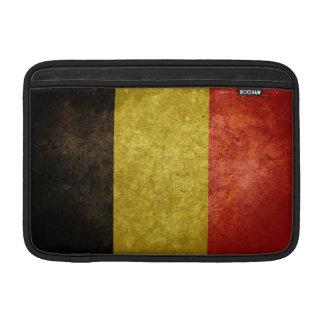 Belgian Flag MacBook Sleeve