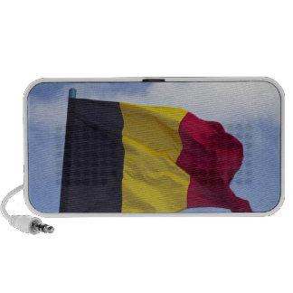 Belgian flag RF) Speaker