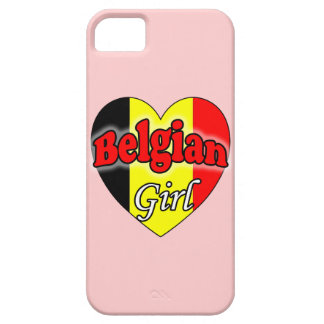 Belgian Girl iPhone SE/5/5s Case