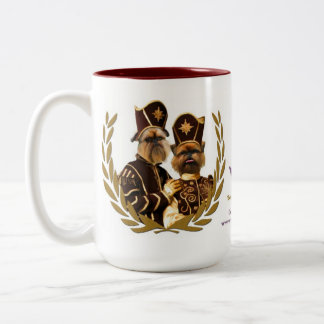 Belgian Griffon Mug Nobility Dogs Gift
