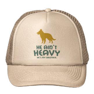 Belgian Groenendael Trucker Hat
