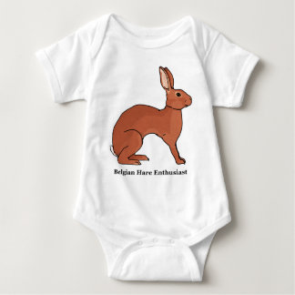 Belgian Hare Enthusiast Infant Creeper