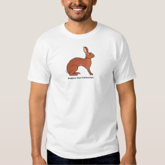 Belgian Hare Enthusiast T-shirt