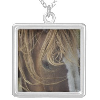 Belgian Horse Draft Horse Necklace