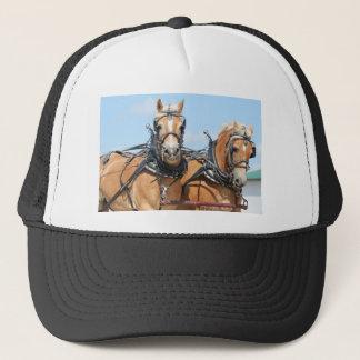 Belgian Horses Trucker Hat