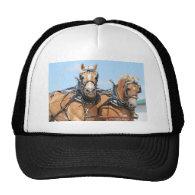Belgian Horses Trucker Hats