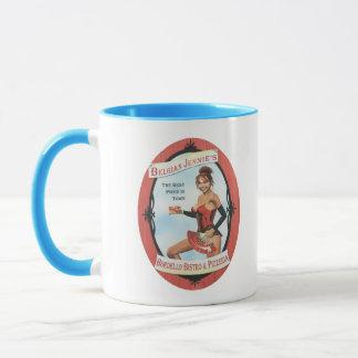 Belgian Jennie's Mug