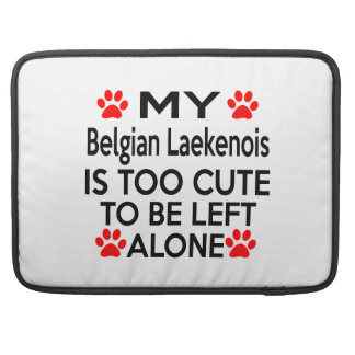 Belgian Laekenois Designs MacBook Pro Sleeve