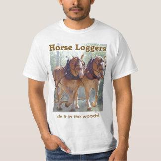 Belgian Loggers Tee Shirt