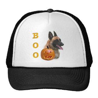 Belgian Malinois Boo Trucker Hat