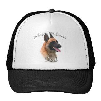 Belgian Malinois Dad 2 Trucker Hat