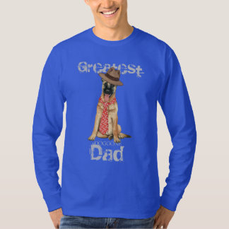 Belgian Malinois Dad T-Shirt