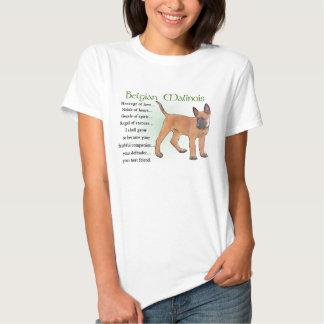 Belgian Malinois Gifts Shirt
