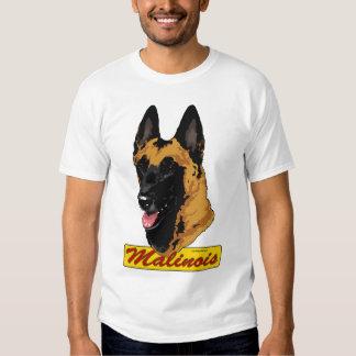 Belgian Malinois Headstudy Tshirts