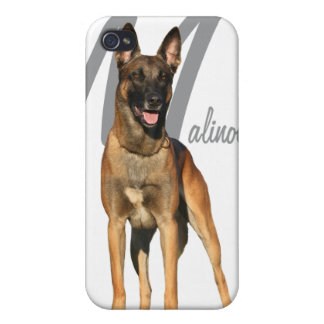 Belgian Malinois iPhone case