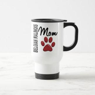 Belgian Malinois Mom 2 Travel Mug